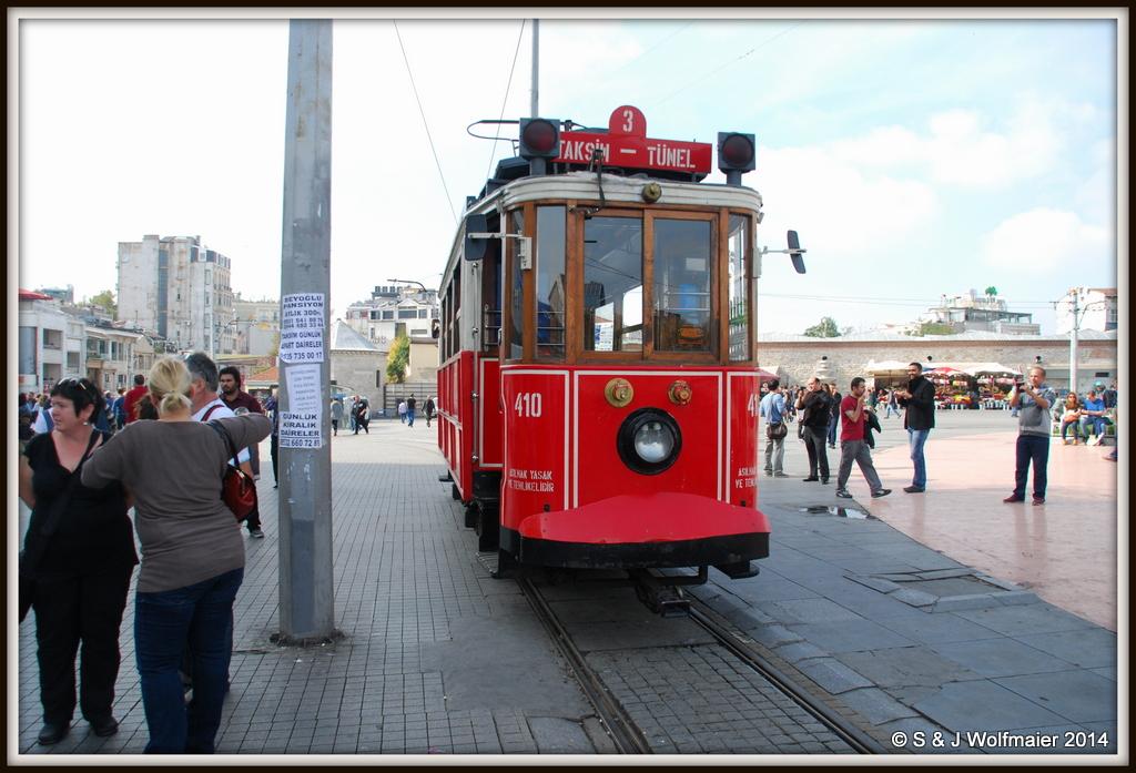 Istambul tram