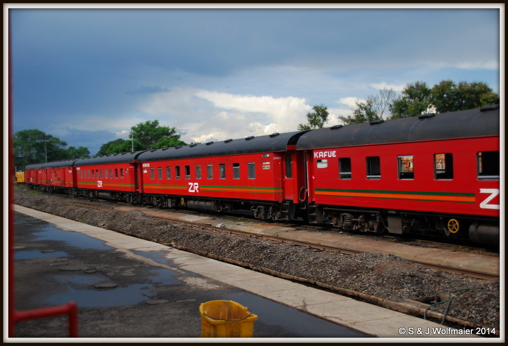 Zambian train
