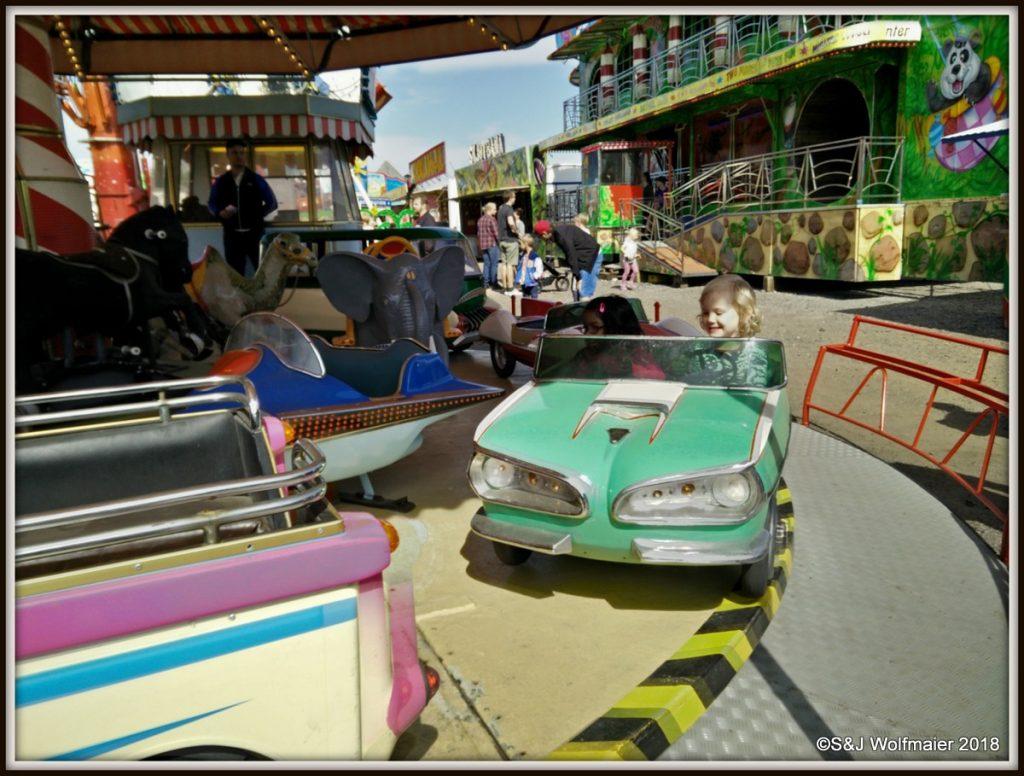 Tivoli driving